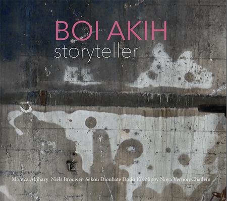 Cover album Storyteller